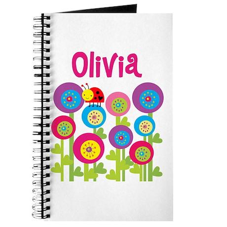 Garden Olivia Journal