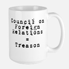 Council on Foreign Relations Large Mug