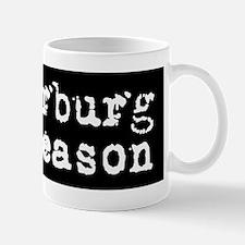 Bilderburg = Treason Mug