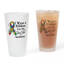 Brother - Autism Pint Glass