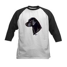 Black Labrador Retriever Tee