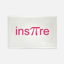 "Original Pink Ins""Pi""re Rectangle Magnet (10 pack)"