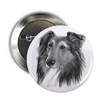 Shetland Sheepdog (Sheltie) Button