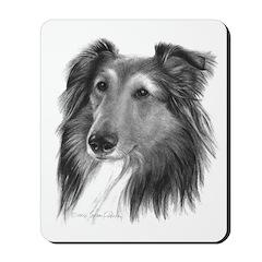 Shetland Sheepdog (Sheltie) Mousepad