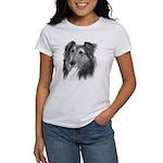 Shetland Sheepdog (Sheltie) Women's T-Shirt