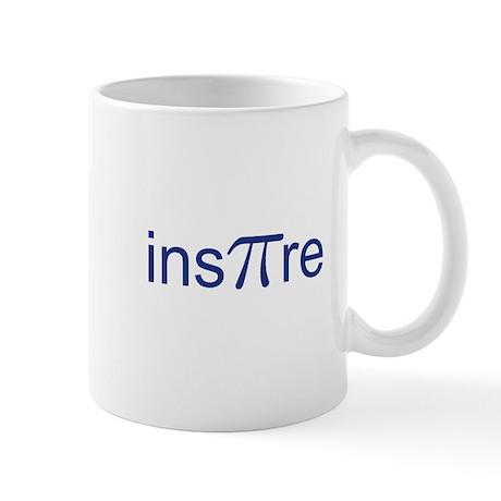 """Original Blue Ins""""Pi""""re Mug"""