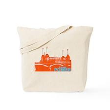 power h-brand Tote Bag