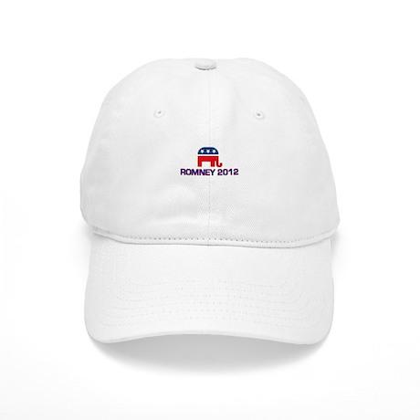 Romney 2012 Cap