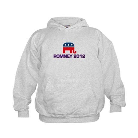 Romney 2012 Kids Hoodie