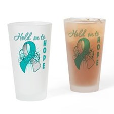 Cervical Cancer Pint Glass