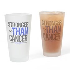Stronger Than Cancer Pint Glass