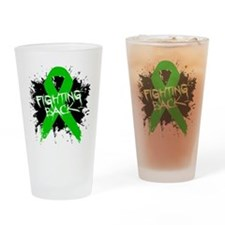 Fighting Back Bile Duct Cance Pint Glass