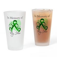 In Memory Hero Bile Duct Pint Glass