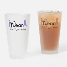 Personalize General Cancer Pint Glass