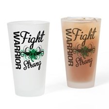 Fight Strong Liver Cancer Pint Glass
