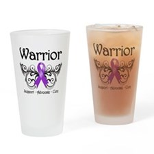 Lupus Warrior Pint Glass