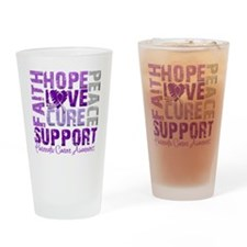 Hope Pancreatic Cancer Pint Glass