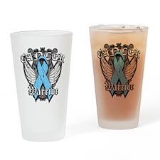 Prostate Cancer Warrior Pint Glass