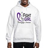 Fibromyalgia Hooded Sweatshirt