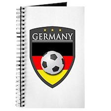 Germany Soccer Patch Journal