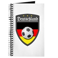 Germany (Deutsch) Ball Journal