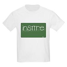 Inspire Chalkboard T-Shirt