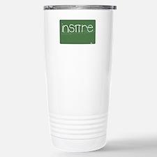 Inspire Chalkboard Travel Mug