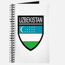 Uzbekistan Patch Journal