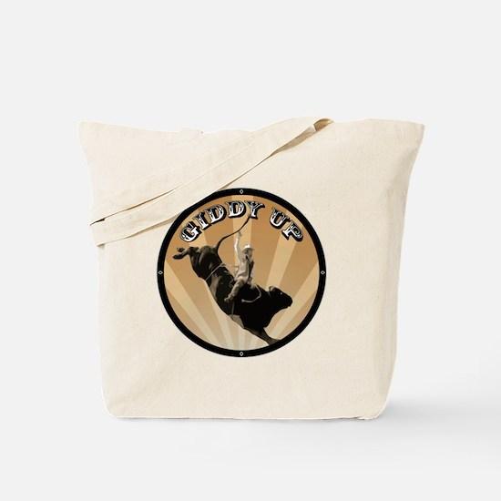 Giddy Up Tote Bag