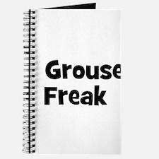 Grouse Freak Journal