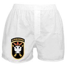 SWC Patch Boxer Shorts