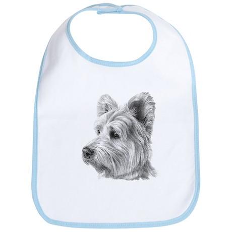 West Highland Terrier Bib