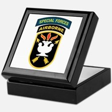 SWC Patch w/SF Tab Keepsake Box