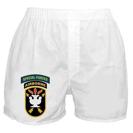 SWC Patch w/SF Tab Boxer Shorts