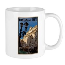 Trevi Fountain Mug