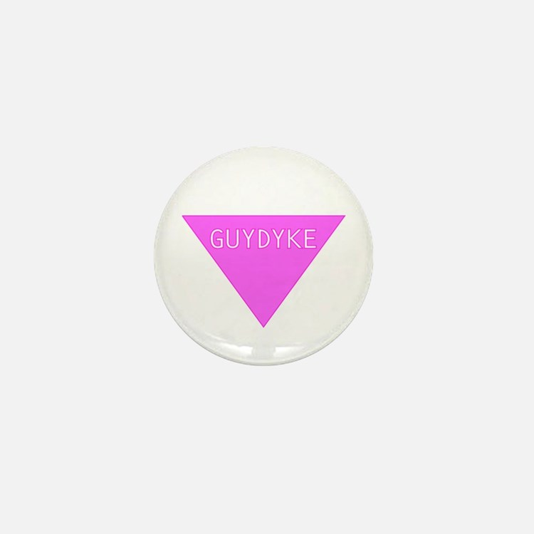 Cute Triangle Mini Button