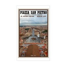 St. Peter's Square Decal