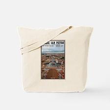 St. Peter's Square Tote Bag