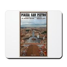 St. Peter's Square Mousepad