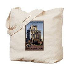 Temple of Ant. and Faust. Tote Bag