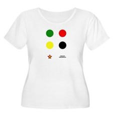 Proudly Zimbabwean Women's Scoop Neck T-Shirt