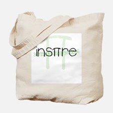 Inspire Green Tote Bag