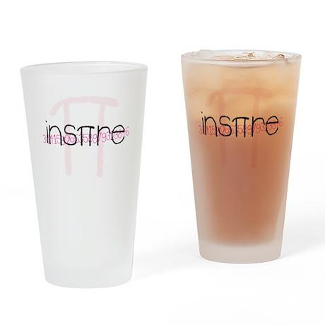Pink Inspire 2 Pint Glass
