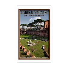 Domitian Stadium Decal