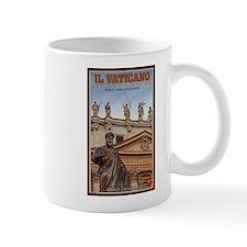 Vatican City Statues Mug