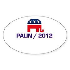 Palin 2012 Decal