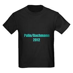 Palin / Bachmann 2012 T