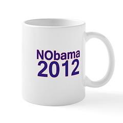 Nobama 2012 Mug