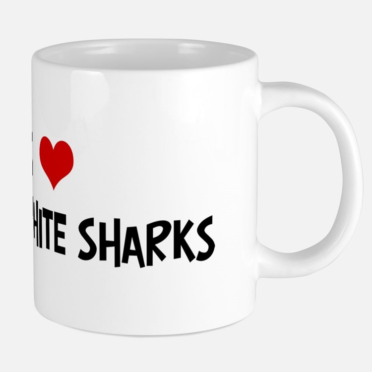 Great_White_Sharks.jpg 20 oz Ceramic Mega Mug
