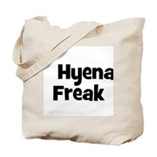 Hyena Freak Tote Bag
